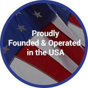 american founded & operated