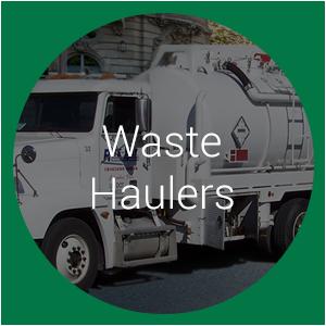 Waste Haulers