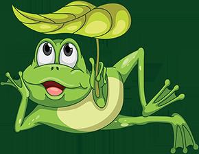 FOG BMP Frog Leaf